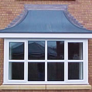 GRP Products Belfast | Bay Window Roofs | Classic Mouldings NI