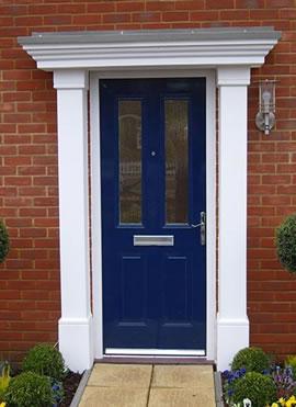 Exterior Door Surrounds Uk Front Doors Exterior Door Surround Ideas Front Door Ideas 173 Best